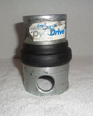SilverCap,Overdrive Ratcheting Cap 49723-10-GRA