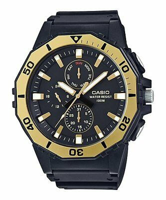 MRW-400H-9A Casio Men's Watches Analog Digital Resin Band New