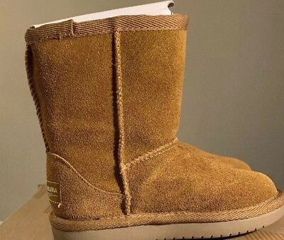 2a25b651436 TODDLERS KOOLABURRA BY Ugg Classic Slim Short Winter Boots Size 5 ...