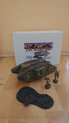 The Old Northwest Traiding Company - TGW-008 - A7V mit 2 Soldaten mit OVP - NEU!
