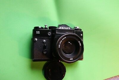 ZENIT 11 WITH HELIOS -44m  58mm f2 LENS