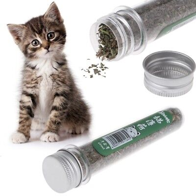 Natural Catnip Cat Kitten Menthol Flavor Pet 40ml For Interactive Teeth Vitamin