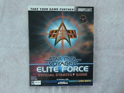 Star Trek Voyage Elite Force Official Strategy Guide