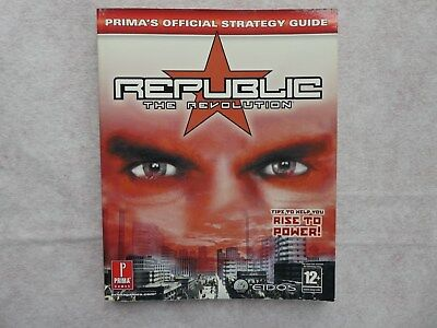 Republic The Revolution - Official Strategy Guide