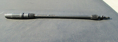 """Electric Power Washer Variable Spray Nozzle With 22"""" Lance From Model Pw1850"""