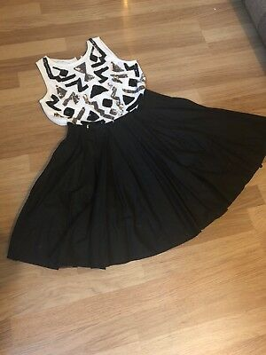 Girls River Island Party Dress Age 11 Years