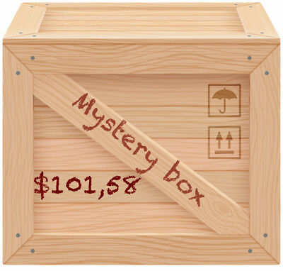 """Mysteries box """"Soul of Russia"""""""