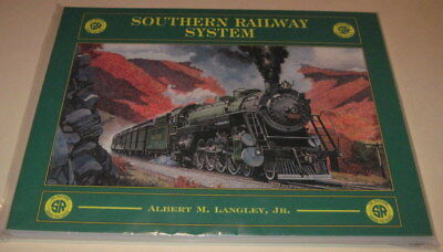 Southern Railway System  by   Langley    OUT-OF-PRINT