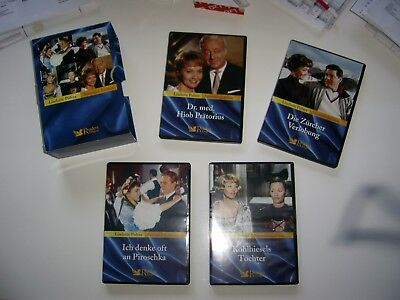 Liselotte Pulver Sammler DVD Edition 4 Box Set Readers Digest