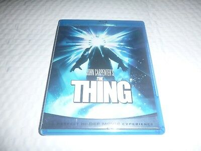 The Thing (Blu-Ray Disc 2011)