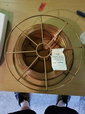 "Radnor 17lb. Roll .045"" (1.1mm) Copper Welding Wire ER70S-6 Spool"