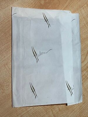 VERY RARE Vintage HUDSON DRESS SHEER FULLY FASHIONED SEAMED STOCKINGS 10-11