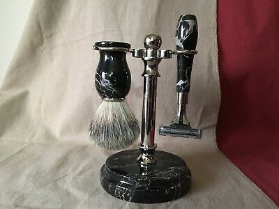 Penhaligon's Marble Shaving Set Very Rare.