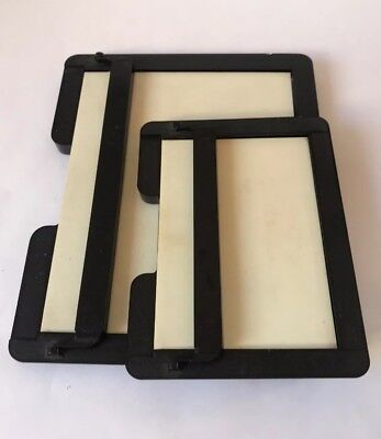 10 x 8 and 7 x 5 inch Paterson Enlarging Easels