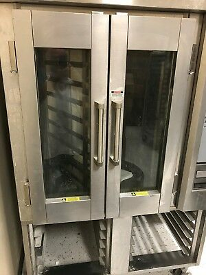 Baxter Electric Mini Rotating Rack Steam Injected Oven On Stand Model Ov300E