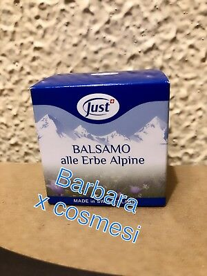 Balsamo Erbe Alpine Just nuovo 13 ml