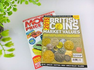 British Coins Market Values, Model Price Guide 2015, Price Guide