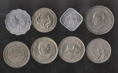 Indian Commemorative Coins