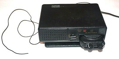 Motorola NYN8348A Amplified Pager Charger Base with Motorola Minitor IV Pager