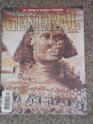The General -Avalon Hill Magazine Volume30 Number 4