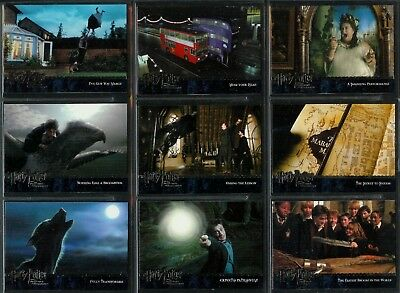 Harry Potter The Prisoner Of Azkaban - For Sale Is An Artbox 2004 2Nd Series Set