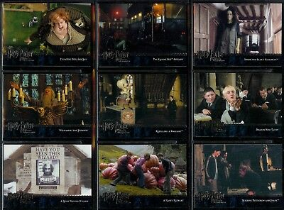 Harry Potter Prisoner Of Askaban - For Sale An Artbox 2004 1St Series Set