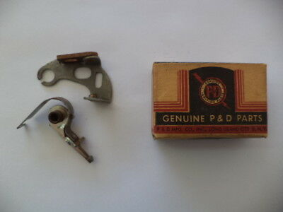 1940-1956 Buick,cadillac,chevrolet,nash P&d Re-38-32 Ignition Points Gm 1924499