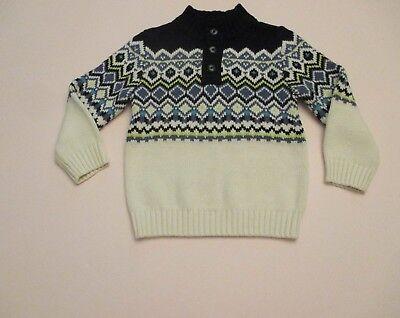 NWT Boys' Gymboree Sweater Size 3T