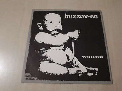 "Buzzov-En - Wound ( Vinyl 7"" Single Ep ) Rar! Doom Metal"