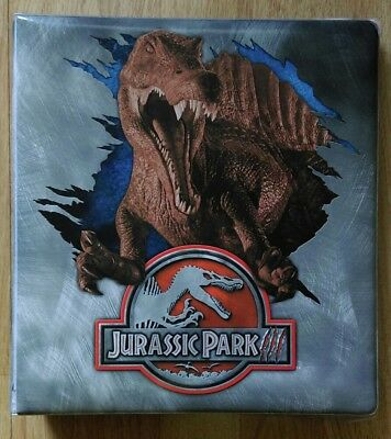 Jurassic Park Trading Cards Binder Inkworks, Chase Cards, PLUS Topps cards 1993