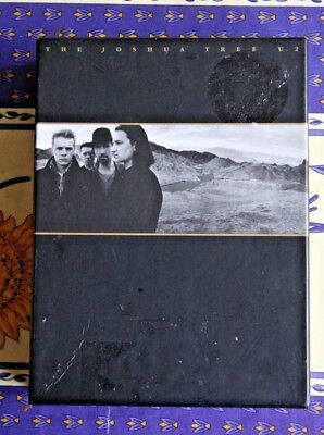 U2 - The Joshua Tree (Limited 20th Anniversary Edition 2CDs + DVD) BOOK MISSING