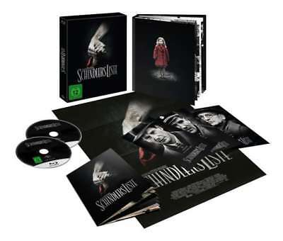 Schindlers Liste (Collector's Edition, limited) Blu-ray NEU/OVP Steven Spielberg