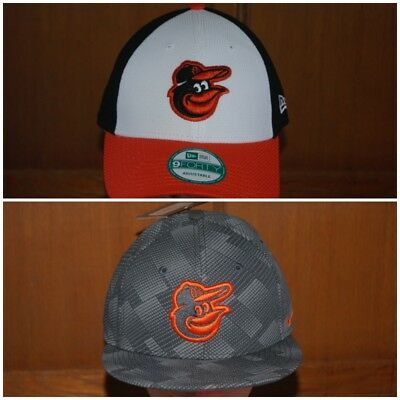 c9938124bf6 ... closeout nike new era baltimore orioles adjustable hat cap red gray baseball  mlb snapback bee55 f6545