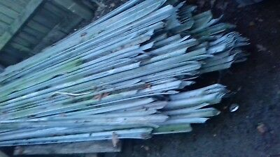Security Fencing 2 Metre Lengths Collection Only As Per Photos