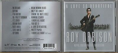 ROY ORBISON & The Royal Philharmonic Orchestra - A Love So Beautiful - CD Album
