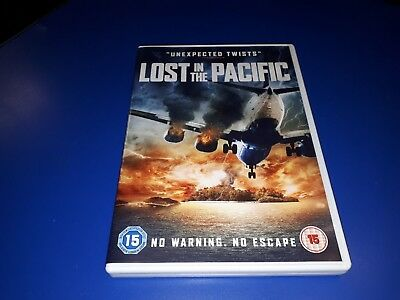 Lost In The Pacific (2017) DVD