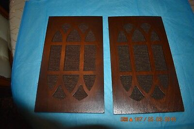 Side Access Wood Panel for Howard Miller GRANDFATHER CLOCK set of 2 for project