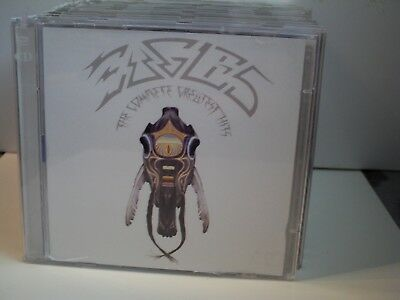THE EAGLES-The Complete Greatest Hits-cd-2 Discs-NrMint-UK SELLER