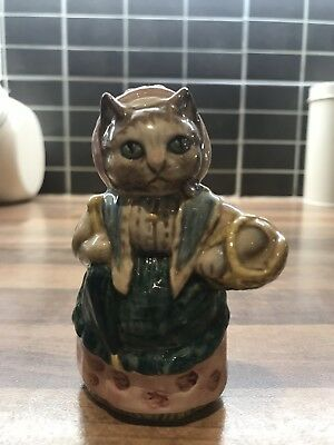 Beswick Beatrix Potter Figure- Cousin Ribby