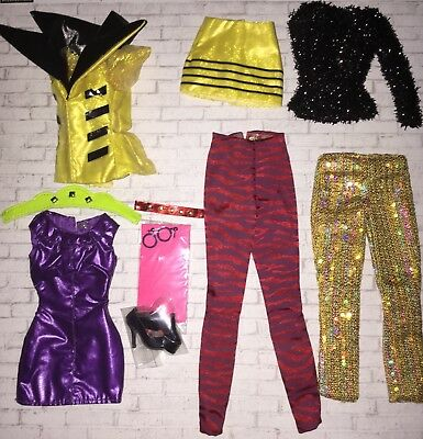 Integrity Toys Jem & The Holograms Misfits Stingers Lot 1