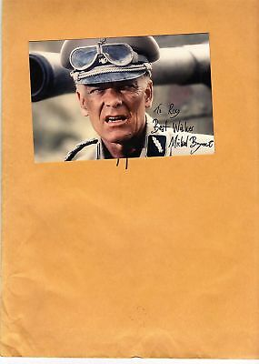 Michael Bryant-signed photo