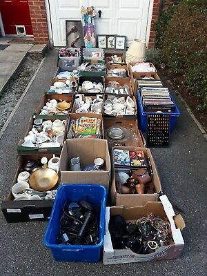 Large job lot ideal for car boot. Resale.