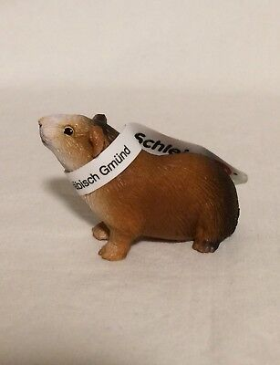Schleich GUINEA PIG Animal figure/figurine 2005 Retired & Rare! w/Tag