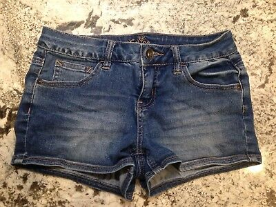 Justice | Girl's jean summer shorts (Size 10R)