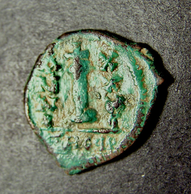 JUSTINIAN I, Christian Crosses in Antioch, City of God, 562 AD, Byzantine Coin