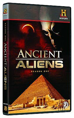 Ancient Aliens: Season One (DVD, 2010, 3-Disc Set)