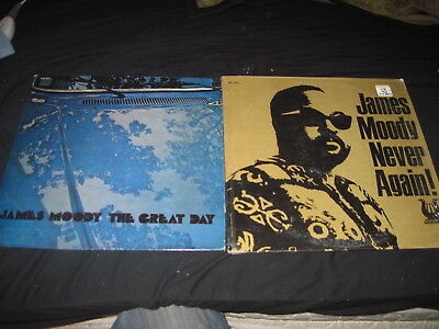 JAMES MOODY LOT Great Day JAZZ Vinyl lp CHESS NM- NEVER AGAIN VG+ IN SHRINK