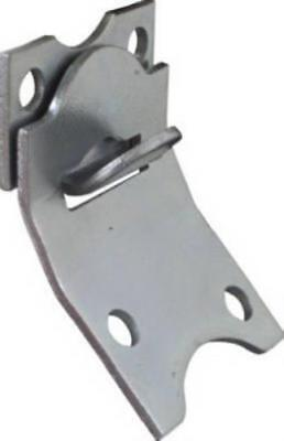 Zinc Screen and Storm Window Sash Hanger With Screws Carded 4PK