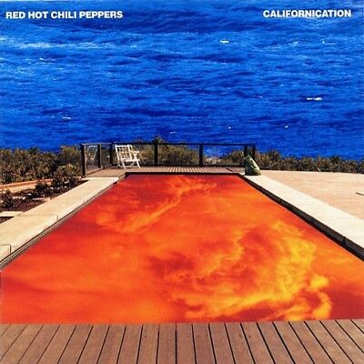 RED HOT CHILI PEPPERS - Californication (CD 1999)  EXC