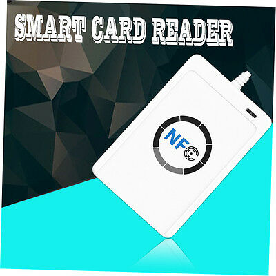 NFC ACR122U RFID Contactless Smart Reader & Writer/USB + 5X IC Card T9